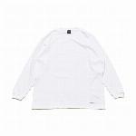 【325】ユースフル  スタンダード ロングスリーブTシャツ シンプル メンズ レディース ホワイト