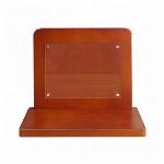 アクリルパネル飾り台ミニ (和紙付 )2615ブラウン