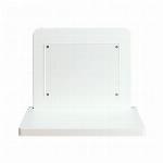 アクリルパネル飾り台ミニ(和紙付) 2615 ホワイト