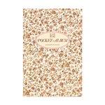 ナカバヤシ ミニポケットアルバム フローリッシュ L2段 24枚収納 500冊 《ポイント2倍》