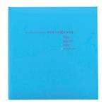 フエルアルバム 白フリー台紙20枚 フォトレンジ ブルー 20L-92-B 【受発注商品】