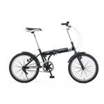 20インチ折りたたみ自転車 CHEVROLET FDB20 6S マットブラック