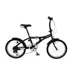 26インチ折りたたみ自転車 CHEVROLET WサスFD-MTB26 18S ..
