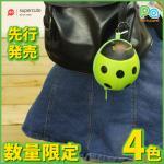 先行発売 数量限定入荷 てんとう虫 カードケース レッド オレンジ グリーン イエロー 4色 キッズ 日本未発売 Supercute