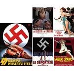 ゲシュタポナチ・女囚拷問ファイル DVD5巻組