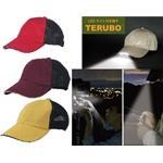 LEDライト付き帽子 TERUBO メッシュタイプ