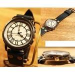 文字入り オリジナル手作り時計