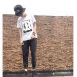 メンズ レディース オリジナル デザイン 半袖 Tシャツ 生産 オーダーメイド