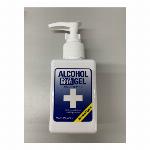 除菌 防菌対策 衛生用品 ウィルス対策 消毒用品 ピカピカ楽々アルコール除菌ジェル 100ml