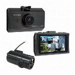 日本製・3年保証 2カメラドライブレコーダー
