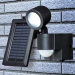 ソーラーLEDセンサーライト1灯