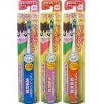 日本製電動付歯ブラシ こどもハピカ