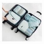 旅行用 パッキング ポーチ 6点セット 収納袋 YM-170008