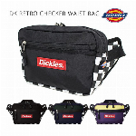 Dickies ディッキーズ レトロチェッカーウエストバッグ ウエストポーチ ボディバッグ WAIST BAG 14063200