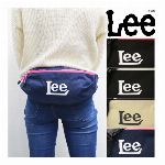 リー Lee デニム巾着バッグ 巾着バッグ 巾着型 ドローストリングバッグ ショ..