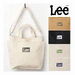 リー Lee キャンバス3ポケット2WAYショルダーバッグ ショルダーバッグ トートバッグ ハンドバッグ 0425611