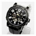取寄品 正規品COGU自動巻き腕時計 コグ 3SKU-BKP メンズ腕時計