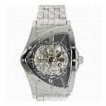 取寄品 正規品COGU自動巻き腕時計 コグ 3SKU-BKW メンズ腕時計