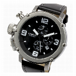 取寄品 正規品COGU腕時計 コグ C59-BCL メンズ腕時計