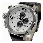 取寄品 正規品COGU腕時計 コグ C61-BK メンズ腕時計