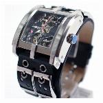 取寄品 正規品COGU自動巻き腕時計 コグ TMP-WH メンズ腕時計
