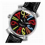 取寄品 正規品COGU自動巻き腕時計 コグ JH6-BK メンズ腕時計