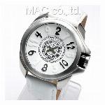 取寄品 正規品COGU自動巻き腕時計 コグ JHR-BRD メンズ腕時計
