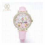 腕時計 レディース Miss Keke レディース腕時計 ケケ KK1060 ラインストーン ファッションウォッチ