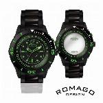 自動巻き腕時計 ATW035 トノーケース 日付カレンダー 日付表示 機械式腕時..