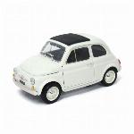 Bburagoブラーゴ 1:16 フィアット 500F(1965) ホワイト (商品コード:200-602)