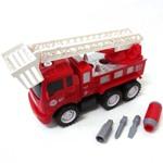 DIYフリクショントラック はしご車 (商品コード:201-155)