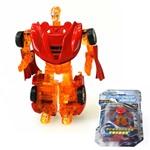 スーパーメタル変形ロボ オレンジ (商品コード:201-194)