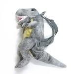 ダイナソーリュック Tレックス ティラノサウルス グレー (商品コード:207-542)