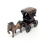 アンティークシャープナー 鉛筆けずり 馬車B (商品コード:208-991)