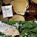 楠で防虫・森のつぶつぶ(3P入り)