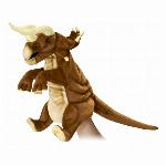 安全性・本物のような質感・ HANSA 製品『ハンドパペット ディロフォサウルス..