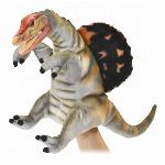 安全性・本物のような質感・ HANSA 製品『ハンドパペット スピノサウルス レ..