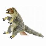 安全性・本物のような質感・ HANSA 製品『ハンドパペット ムッタブラサウルス..
