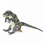 安全性・本物のような質感・ HANSA 製品『ハンドパペット アルバートサウルス..