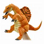 安全性・本物のような質感・ HANSA 製品『ハンドパペット スピノサウルス グ..