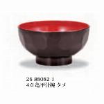 4.0 亀甲汁椀 黒