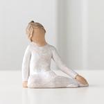 ウィローツリー彫像 【Spirited Child】 - 活発な子