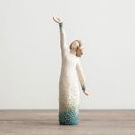 ウィローツリー彫像 【Gracious】 - 優雅なもてなし
