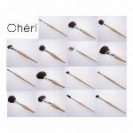 【一式セット】15種類のCHERIブラシ一式セット