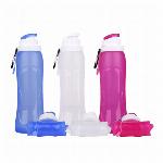 シリコーンスプーン付きのチューブボトル/薬、ミルク、水などの盛る用容器