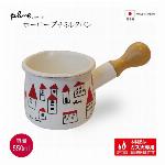 プルーン ホーロープチミルクパン・WT「akaiyaneno」・TYJ-720
