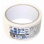 布カラー粘着テープ(白)