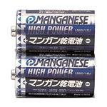 マンガン乾電池(単2)2P