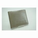 二つ折り財布 BOX小銭付き コンパクトサイズ レインボーカラー