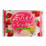 柿原製菓/ブッセケーキ、セイカ食品/ボンタンアメ